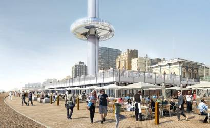British Airways to sponsor moving observation tower in Brighton