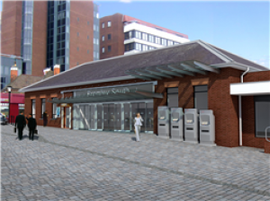 Better access and a better station for Bromley South