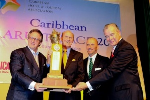Nevis veteran named Caribbean Hotelier of the Year