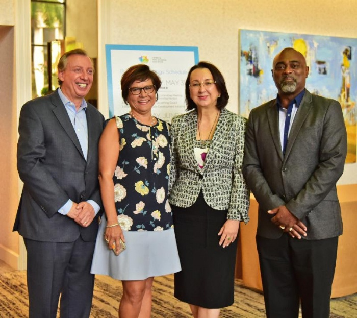 Affonso-Dass to lead Caribbean Hotel & Tourism Association