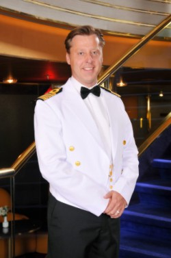 Holland America Line appoints ms Koningsdam captain