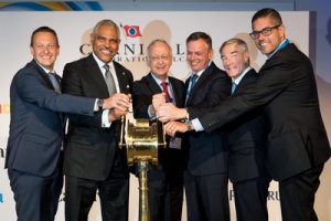 Carnival begins work on first fully LNG-powered cruise ship