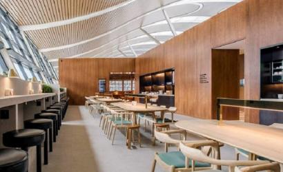 Cathay Pacific refreshes Shanghai Pudong lounge