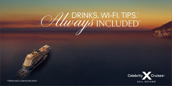 Celebrity Cruises launches new inclusive pricing model