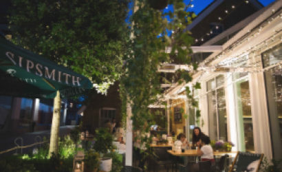 Sipsmith's Winter Warming Terrace coming to Charlotte's W5 this November