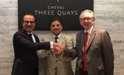 Cheval Residences goes international with Doha property
