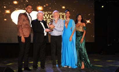 Island Records founder Chris Blackwell honoured by World Travel Awards