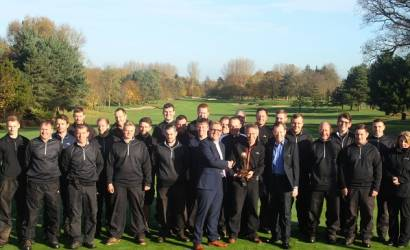 Belfry takes two top titles at World Golf Awards