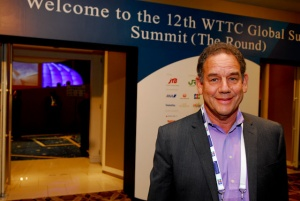 WTTC Global Summit 2012 Interview: Christopher Rodrigues, chairman of VisitBritain