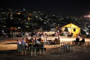 For second year, Citadel Nights lights up Amman's highest hill