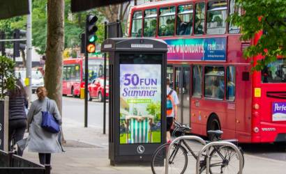 Clear Channel backs VisitLondon advertising campaign