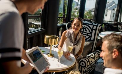InterContinental Danang Sun Peninsula Resort reveals Taittinger partnership