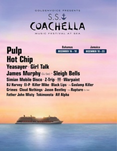 Celebrity Cruises set to take Coachella to sea