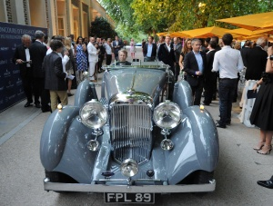 Concours d'Elegance set for Hurlingham Club return