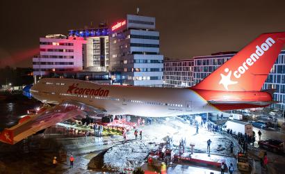 Corendon welcomes Boeing 747 to new Badhoevedorp home