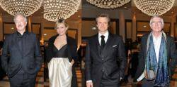 Hollywood stars celebrate Gambit after party at Corinthia Hotel London