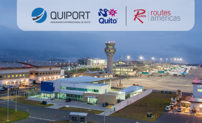 Quito to welcome Routes America in 2018