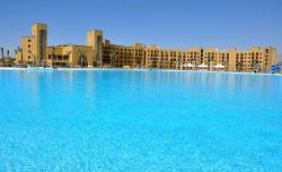 Crystal Lagoons inaugurates first resort in Jordan