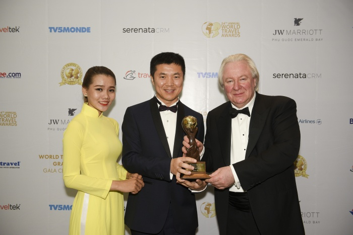 Deer Jet recognised as World's Leading Private Jet Charter by World Travel Awards