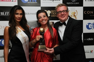 Dukes St. James London celebrates at World Travel Awards