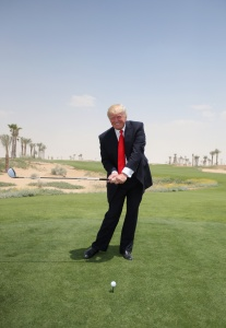 Breaking Travel News interview: Donald Trump, chairman and president, The Trump Organisation