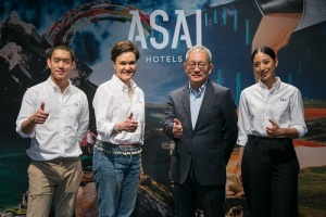 Dusit International unveils new Asai brand