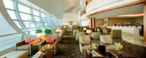 Emirates opens new first class lounge at Dubai Airport