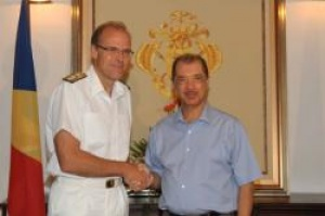 EUNAVFOR pledges to remain committed to antipiracy effort