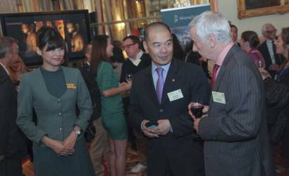 EVA Air teams up with Shanghai for London event