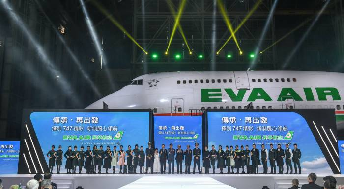 Eva Air retires Boeing 747-400 after 25 years of service