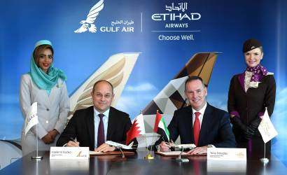 Gulf Air signs codeshare partnership with Etihad Airways