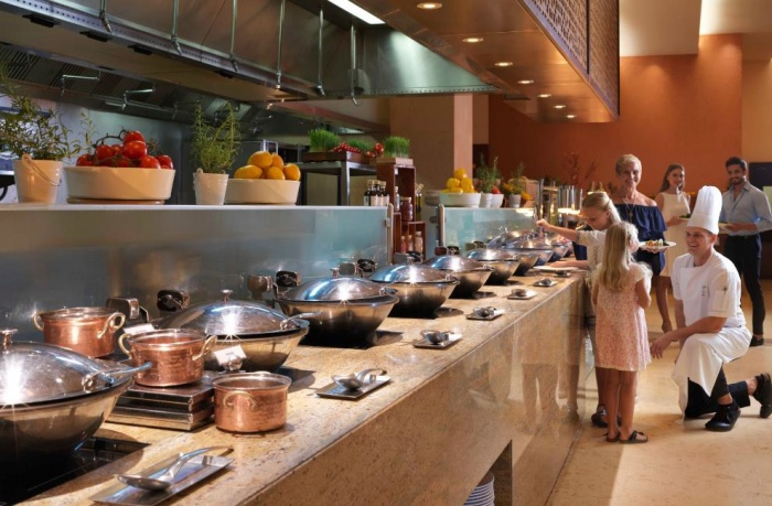 Fairmont the Palm unveils egg-streme Easter brunch