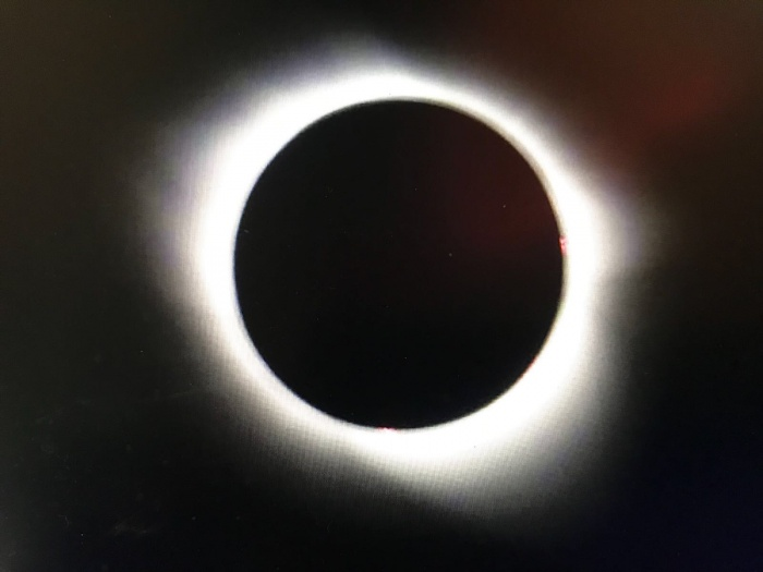 News: Virgin Atlantic offers guests superb view of solar eclipse