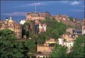 Edinburgh boasts 2nd most expensive hotel rates in Europe