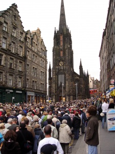 Edinburgh set to benefit from Royal nuptials