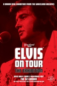 Elvis on Tour to launch at the 02, London, in November