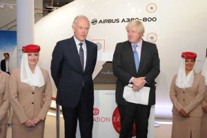 Emirates Aviation Experience opens in London