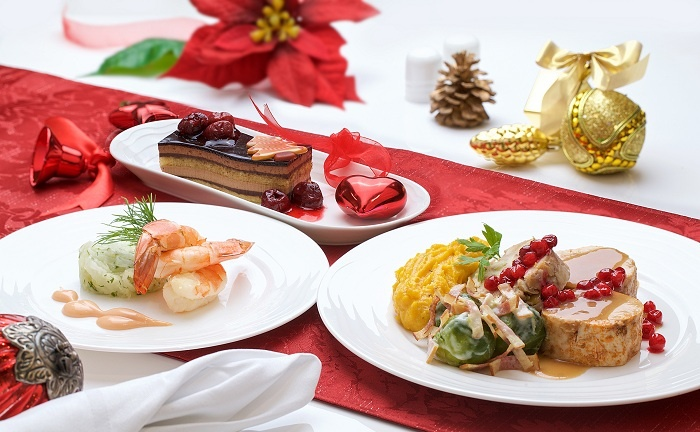 Emirates unveils festive menu ahead of Christmas season