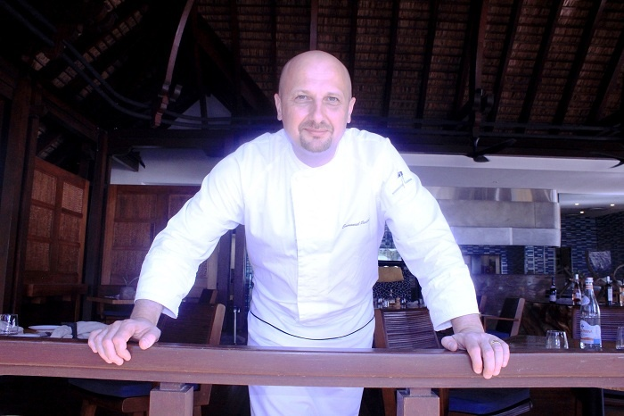 Pauliat steps up as executive chef at Shangri-La Le Touessrok Resort & Spa