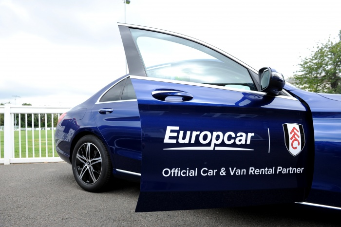 Europcar signs sponsorship partnership with Fulham FC
