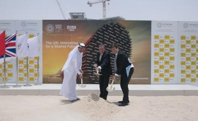 UK begins construction of Expo 2020 pavilion