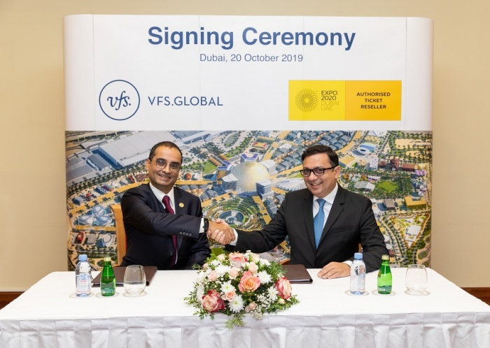 VFS Global to offer Expo 2020 Dubai tickets to global audience