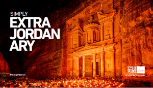 ExtraJORDANary tourism wows visitors to Middle East