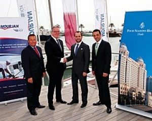 Mourjan Marinas IGY partners with Four Seasons Hotel Doha in Qatar