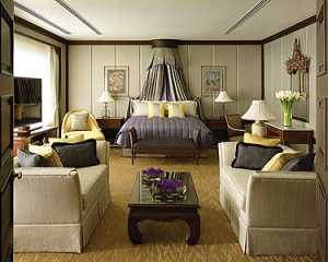 Four Seasons Bangkok introduces a new look for the Rajadamri Suite