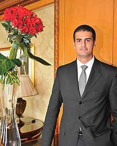 Four Seasons Cairo introduces Mahmoud Youssef as New Director of Catering