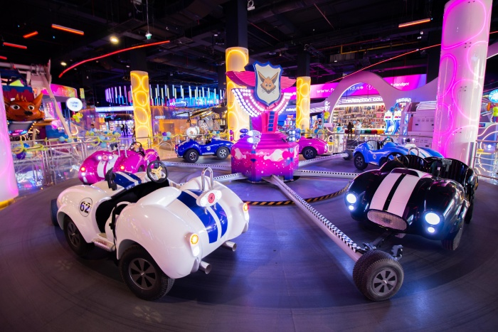 Fabyland opens at Nakheel Mall, Palm Jumeirah