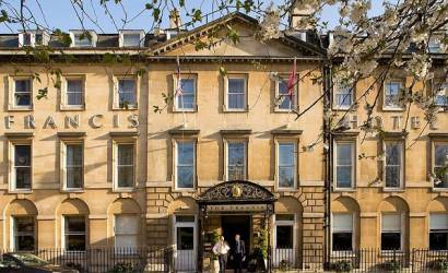 Breaking Travel News investigates: The Francis Hotel, Bath