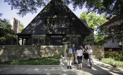 Illinois launches new Frank Lloyd Wright self-guided tours