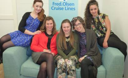 Fred. Olsen reorganises internal support team
